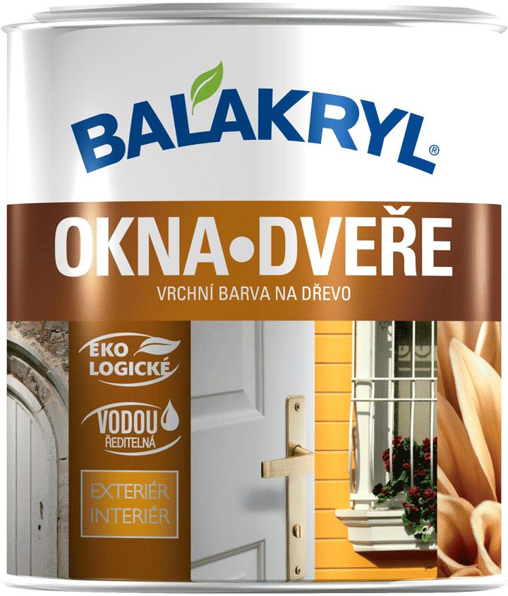 Balakryl Okná a Dvere